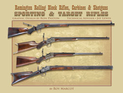 Remington Rolling Block Rifles, Carbines & Shotguns